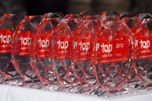 Trophee top employeur 2012©CRF