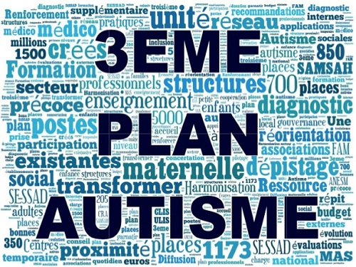 Journée mondiale de l'autisme 2014 illustration plan autisme