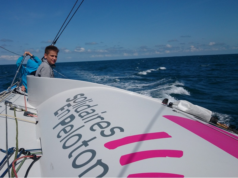 Class 40 Defi Voile Solidaires