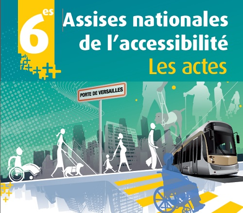 Les actes des 6e assise nationale accessibilite