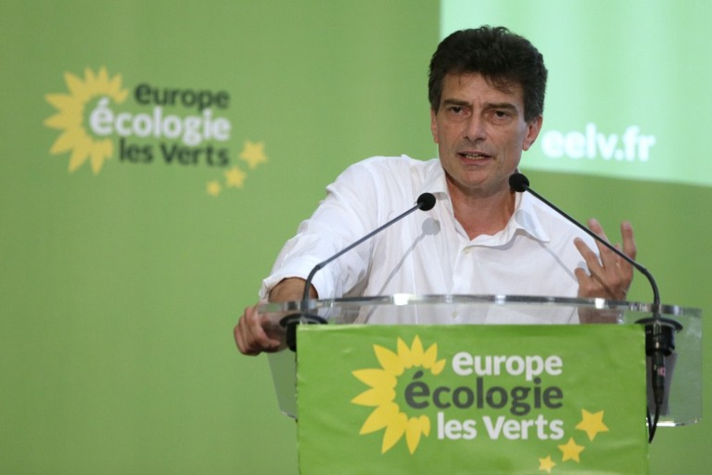 Pascal Durand Euro depute d europe ecologie les vert