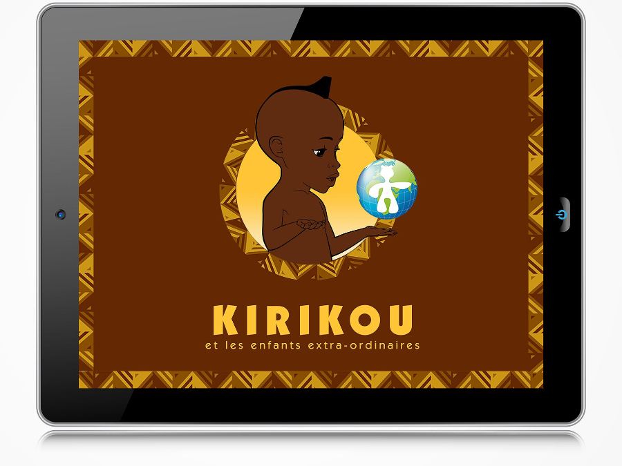 Application educative gratuite Kirikou
