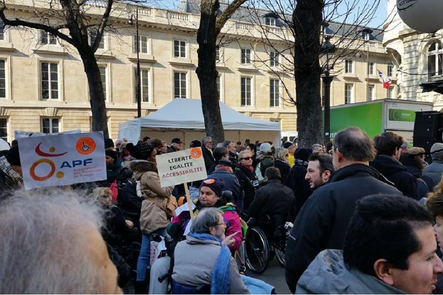 Manifestation association assemblee