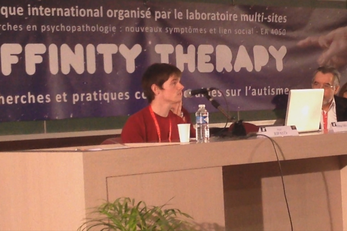 Colloque International Affinity Therapy