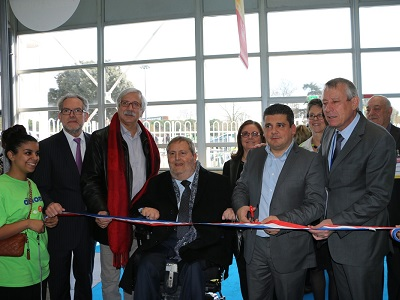 Inauguration Salon_Autonomic_Sud_2015_Toulouse
