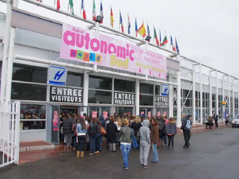 Salon Autonomic Sud 2013