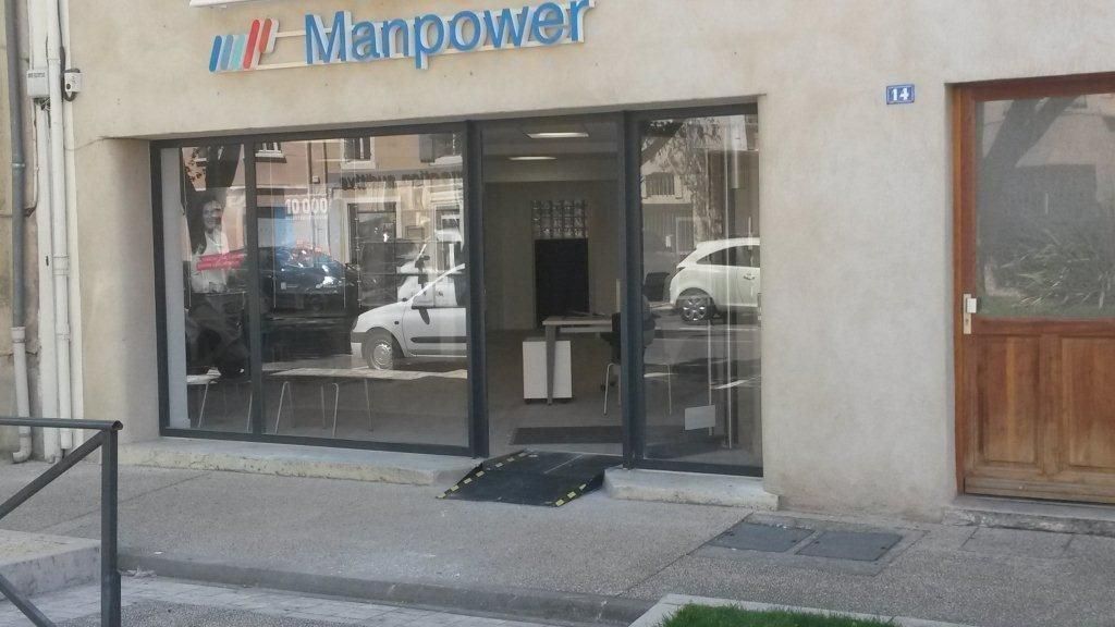 Agence Manpower a Valreas le 24 avril 2015