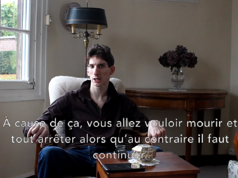 DonWar un Youtubeur en situation de handicap