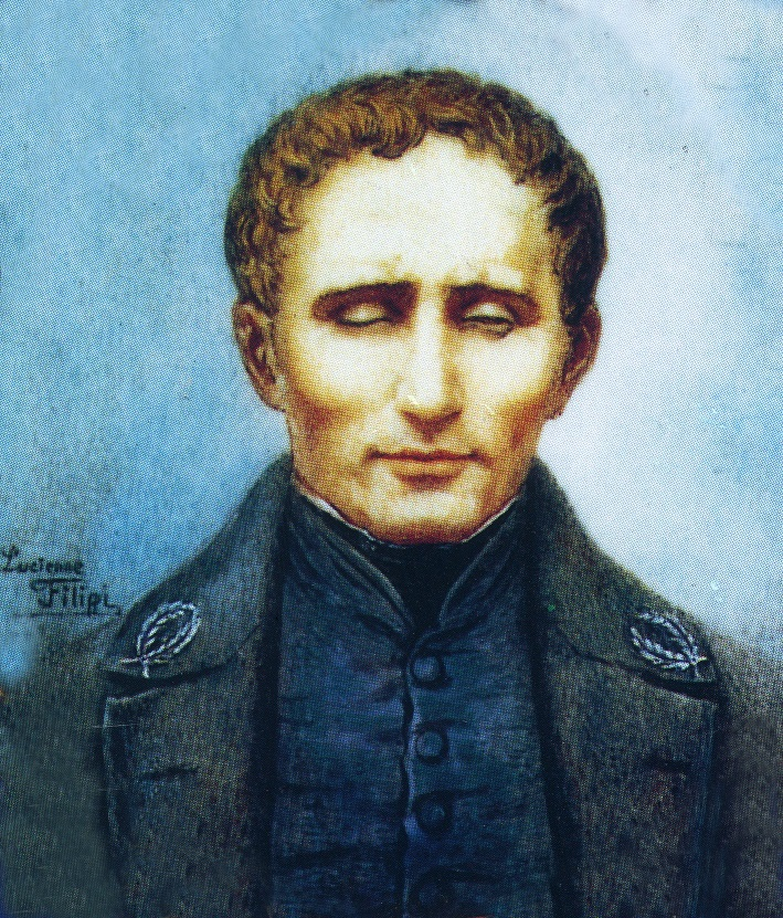 Portrait Louis Braille