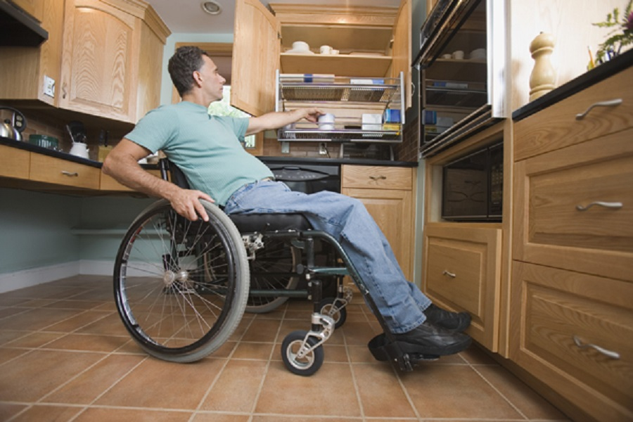 Un logement adapter a son handicap