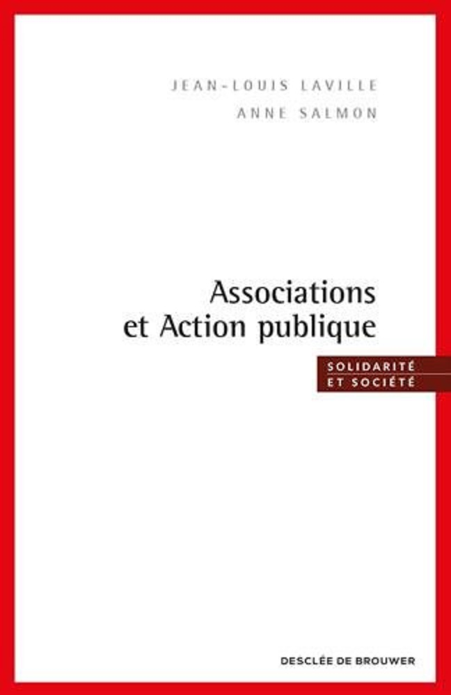 Association et Action publique au edition Desclee de Brouwer