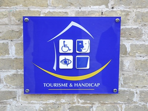 Label tourisme handicap