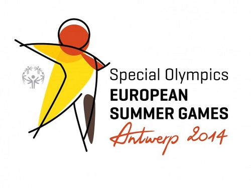 Affiche Special Olympics 2014