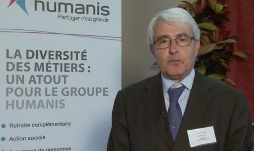Louis BISSON Directeur de Action sociale de Vauban Humanis