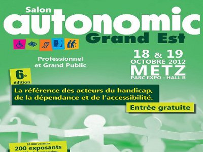 affiche-salon-autonomic-grand-est-2012