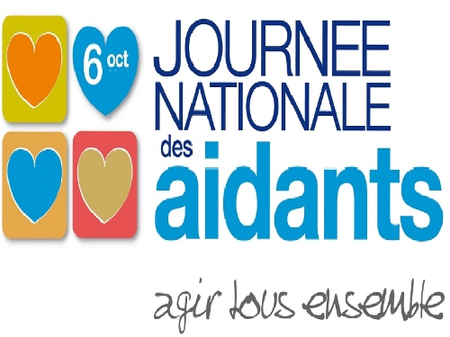 Logo de la 6e journée nationale des aidants