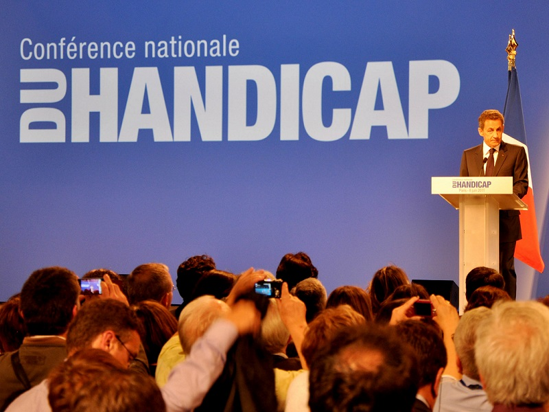Conference nationale du handicap en 2011