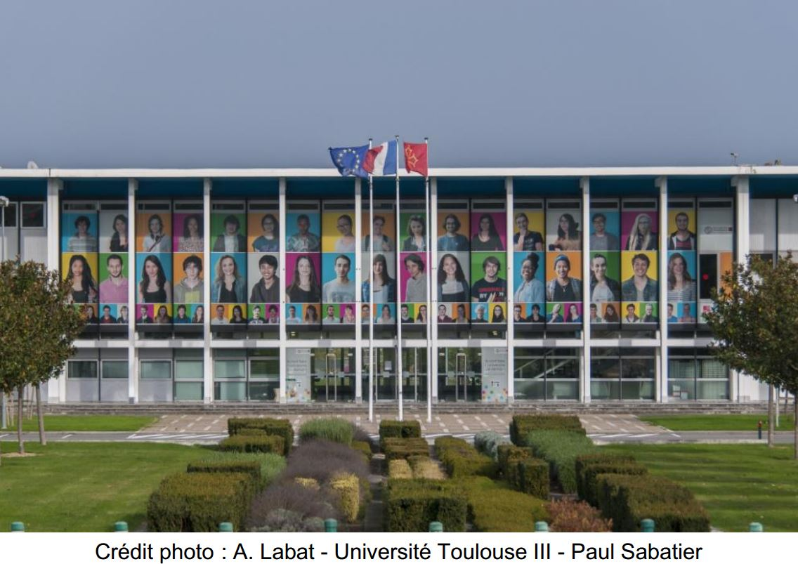 Universite Paul SABATIER Toulouse III