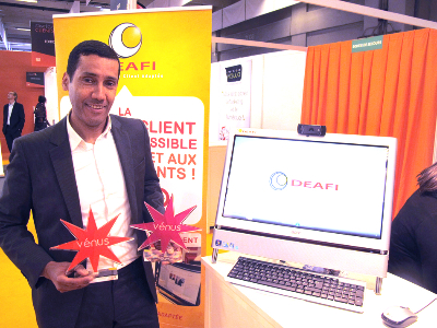 DEAFI deux_trophees_de_l_innovation_salon_Strategie_Clients