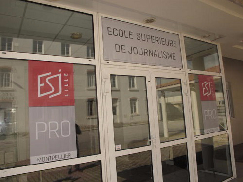 Ecole ESJ PRO  Formation journaliste