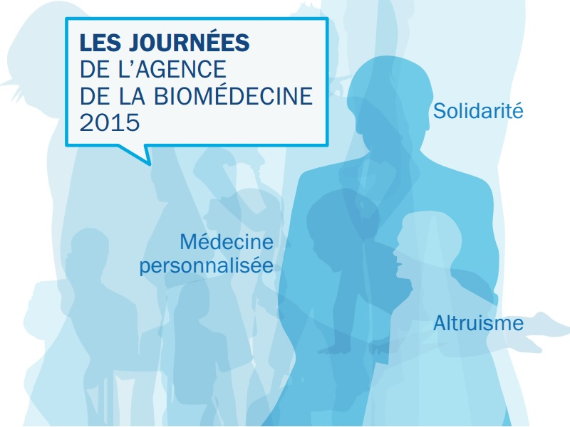 Logo Journee biomedecine