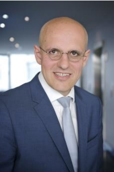 Laurent MORESTAIN president de l institut et secretaire general du groupe Randstad France