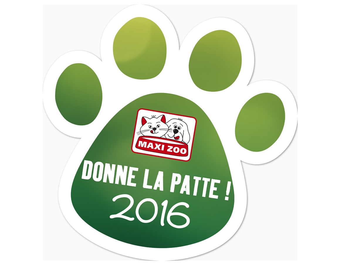 Logo donne la patte 2016