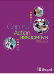 Couverture du guide pratique Cap sur l'action associative