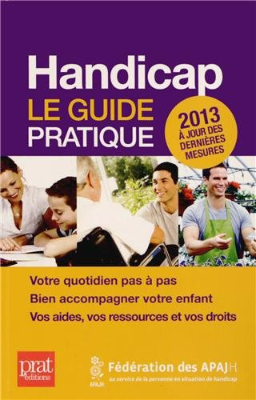 Couverture du Guide Pratique APAJH 2013